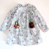 Dasha girls dress pattern for baby, toddler, infant, newborn