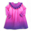 Little Dasha ruffle dress pattern for girls, baby, kids, toddler, newborn