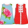 Sewing dress pattern for toddler