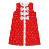 A-line dress pattern for girls