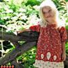 Prairie girls peasant dress pattern
