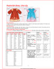 Easy-to-make peasant dress pattern and tutorial for girls, toddler