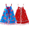 Sundress pattern for girls, toddler