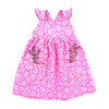 Baby girls sewing pattern