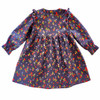 Sewing baby dress pattern from 5 Berries, Valetta