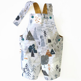 Alex dungaree sewing pattern for baby, toddler, newborn, infant