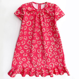 Girls dress patterns for teenager, little girls, toddler.