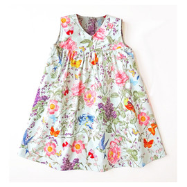Natasha baby dress pattern for girls PDF