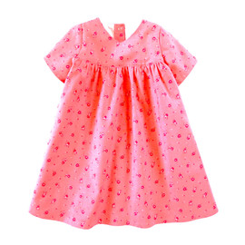 Ninotchka baby dress pattern for girls
