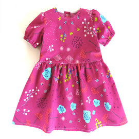 baby girls dress pattern sewing pdf