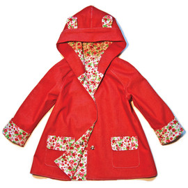 Toddler coat pattern PDF
