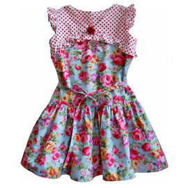 Gatsby girls dress pattern