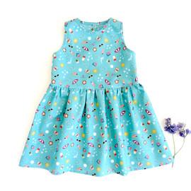 Lena baby dress sewing pattern
