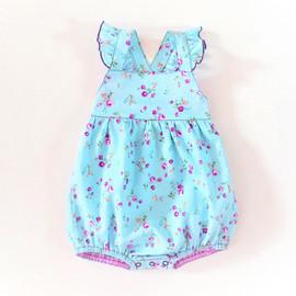 santorini baby romper sewing pattern