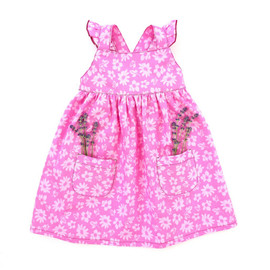 Baby girls sewing pattern