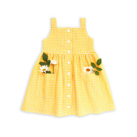 Toddler dress top sewing pattern for girls 5berries