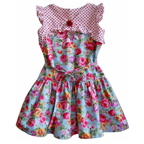Gatsby girls dress pattern