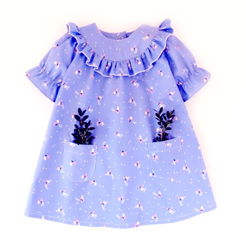 Little fairy sewing patterns dress