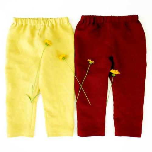 Palermo pants PDF pattern. 0m-13y
