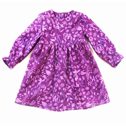 Valetta girls dress pattern for toddlers, baby, infant, children, newborns