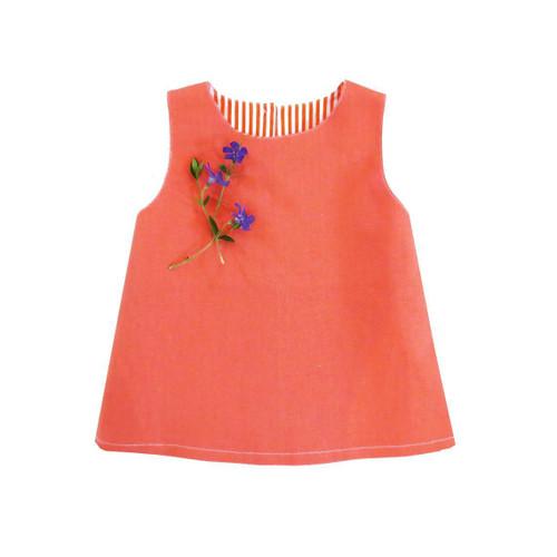 toddler girl sewing top pattern blouse shirt