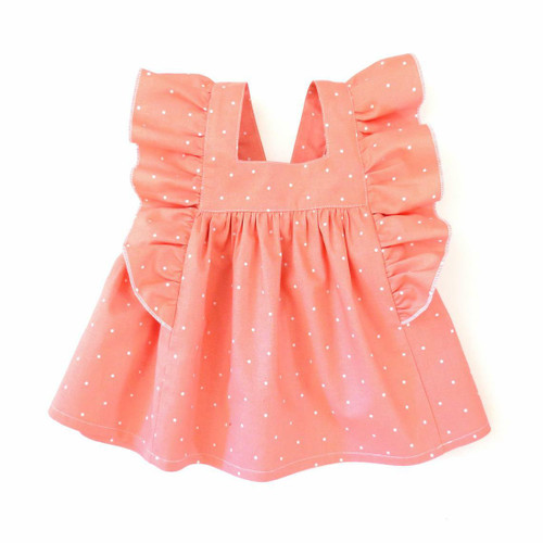 Baby dress top pattern