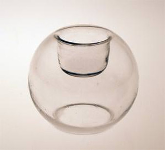 """Bubble Bowl Candle Holder 5"""""""
