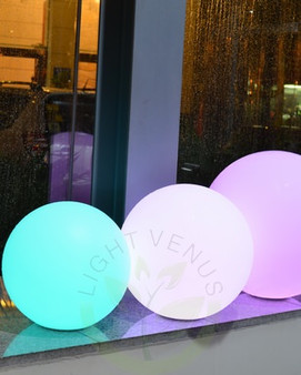 """12"""" Color Changing LED Ball"""