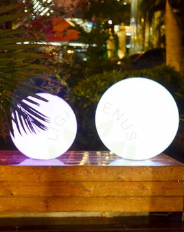 """20"""" Color Changing LED Ball"""