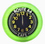 Personalized Art Deco Clock  add your company's name!