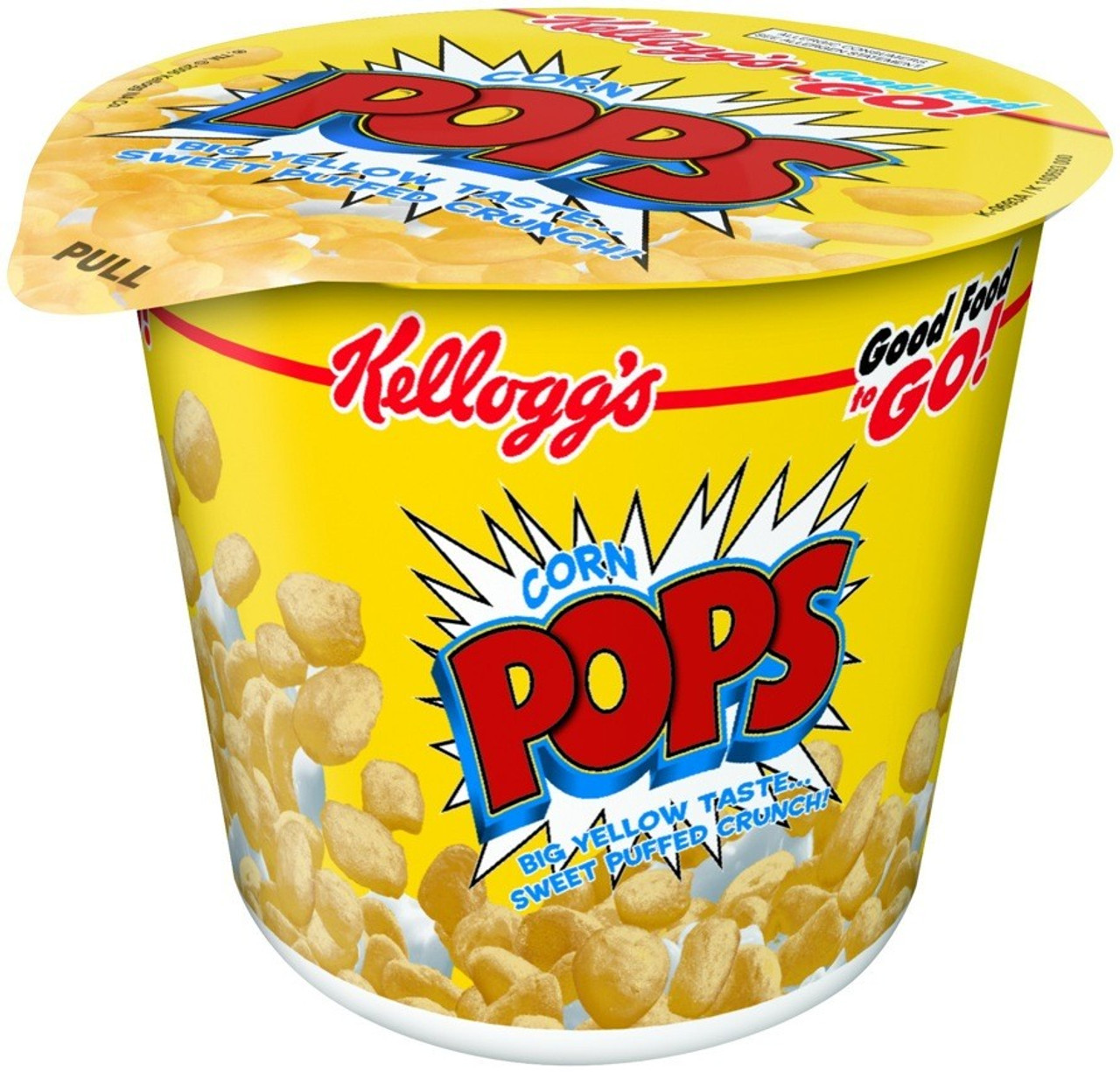 Kellogg's Cereal In A Cup, Corn Pops, 1.5 Oz. Bowl (1