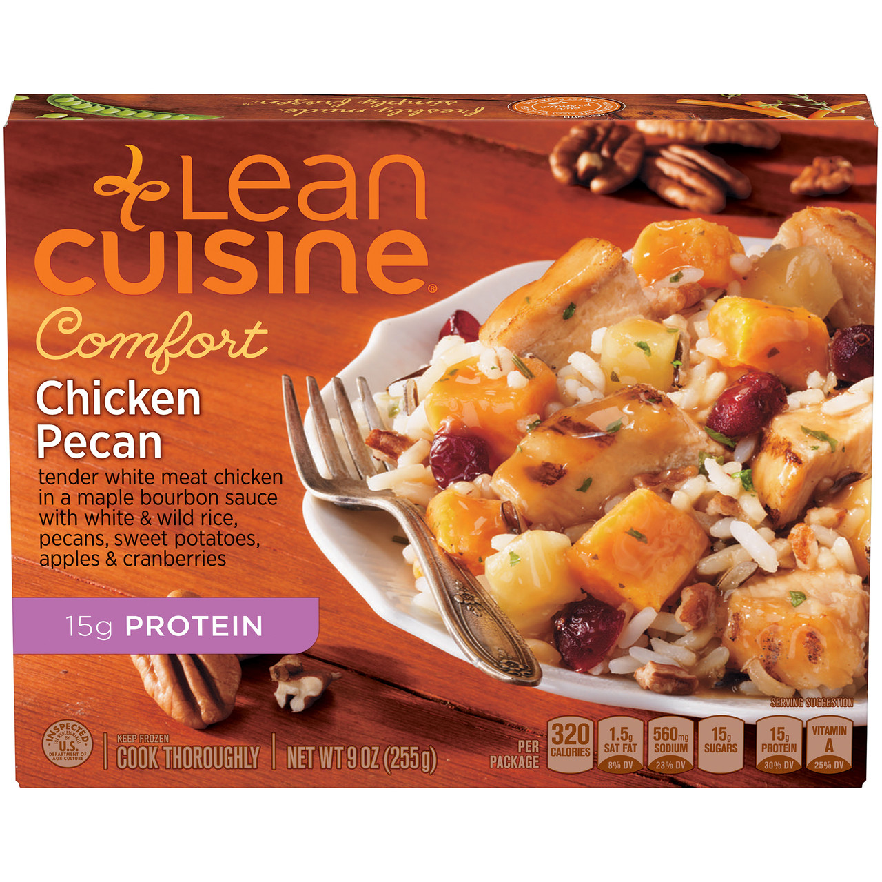 Lean Cuisine, Spa Cuisine Chicken Pecan, 9 0 oz  (1 Count)