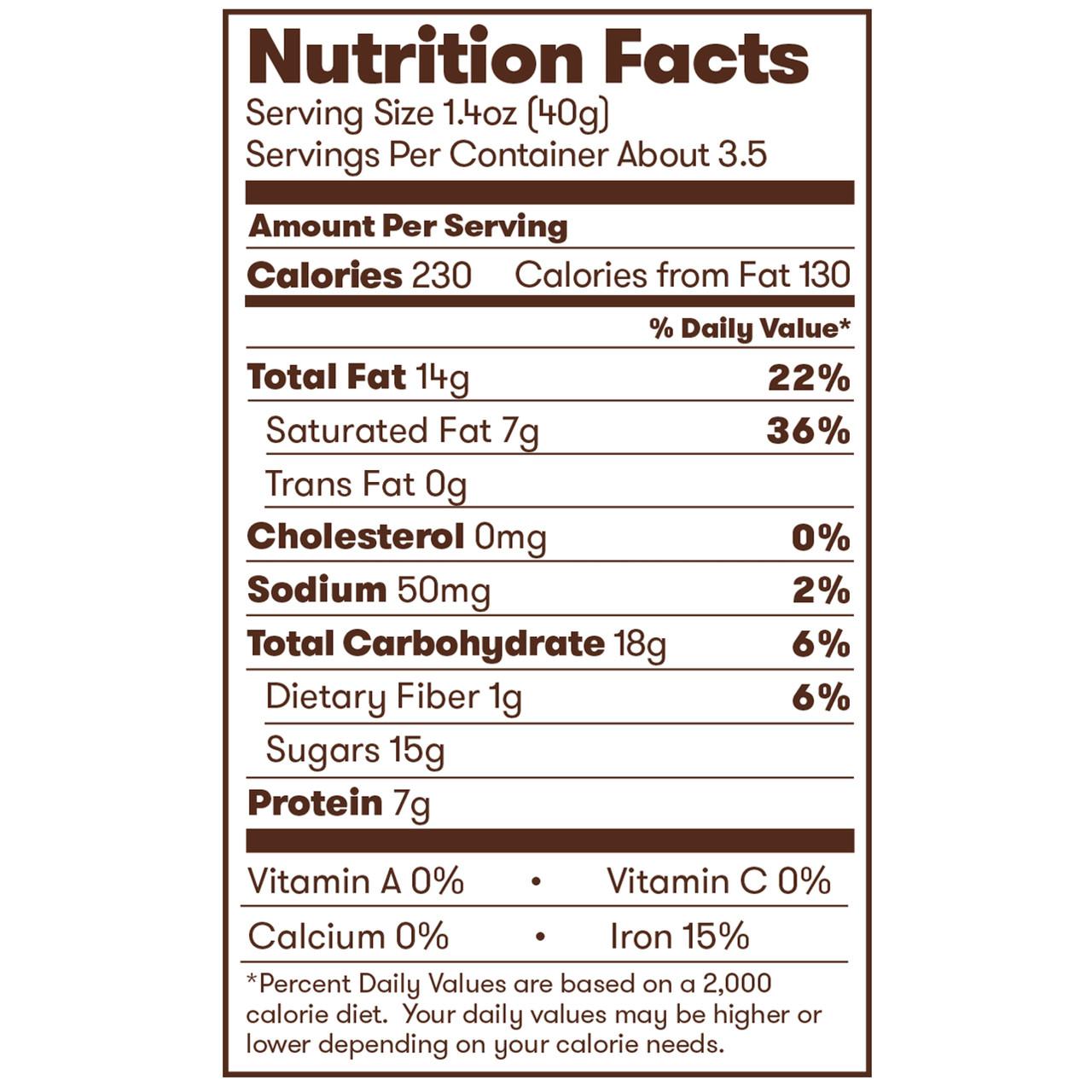 Bag (1; BarkThins, Dark Chocolate Pumpkin Seeds with Sea Salt, 4.7 oz.