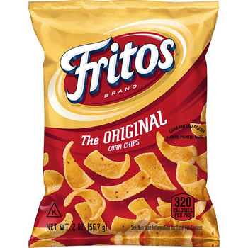 Fritos, Regular, 2.0 oz. Bag (1 Count)