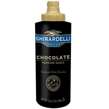 Ghirardelli, Chocolate Sauce, 16.0 oz. (1 Count)