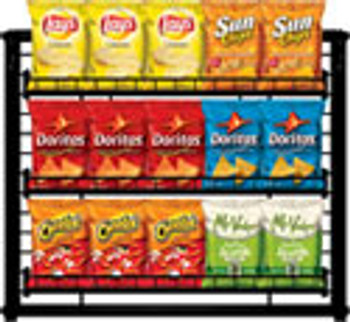 **Frito Lay, Countertop Display Rack-Included With Initial Stocking Order!**