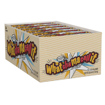Hershey's, Whatchamacallit Candy Bar, 1.6 oz. (36 Count)