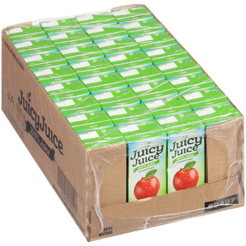 Juicy Juice, Apple, 6.75 oz. Box (32 Count Pack)