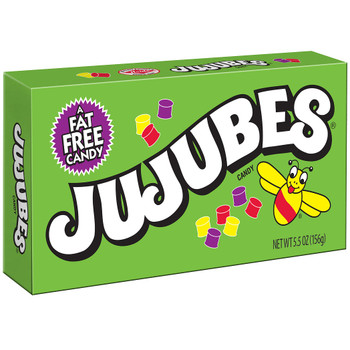 Jujubes, 6.5 oz. Theater Box (1 Count)