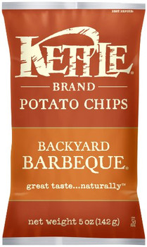 Kettle Brand, Backyard Barbeque, 5.0 oz. Bag (1 Count)