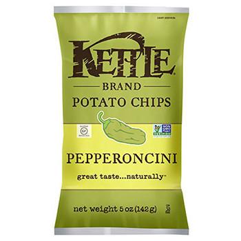 Kettle Brand, Pepperoncini, 5.0 oz. Bag (1 Count)