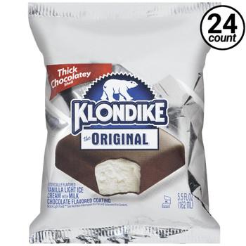 Klondike, Original Ice Cream Bar, 5.5 oz. Bar (24 Count)