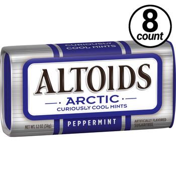 Altoids, Arctic Peppermint, 1.2 oz. Tins (8 Count)