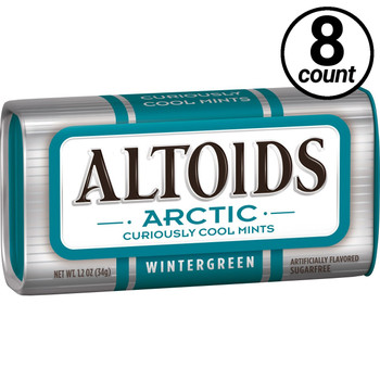Altoids, Arctic Wintergreen, 1.2 oz. Tins (8 Count)