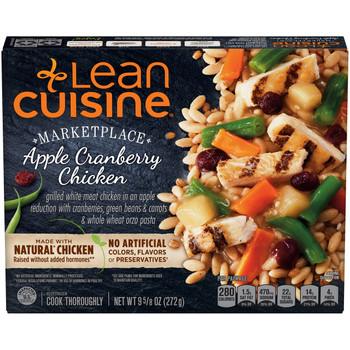 Lean Cuisine, Apple Cranberry Chicken, 9.63 oz. Microwavable Entree (1 Count)