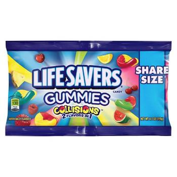 Life Savers, Gummies Collisions, 4.2 oz. Bag (1 Count)