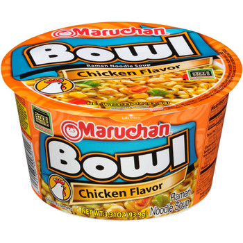 Maruchan, Chicken Bowl, 3.31 oz. Bowl (1 Count)