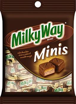 Milky Way, Miniatures, 3.0 oz. Peg Bag (1 Count)