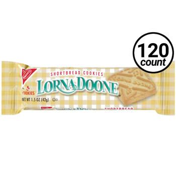 Lorna Doone, Shortbread Cookies, 1.5 oz. (120 Count case)