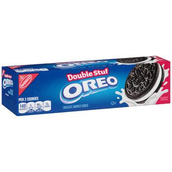 Oreo, Double Stuff, Chocolate Sandwich Cookies, 6.0 oz. (1 Count)